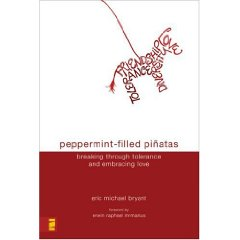 Peppermint filled pinatas