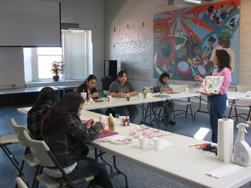 Lighthouse Painting Class 002
