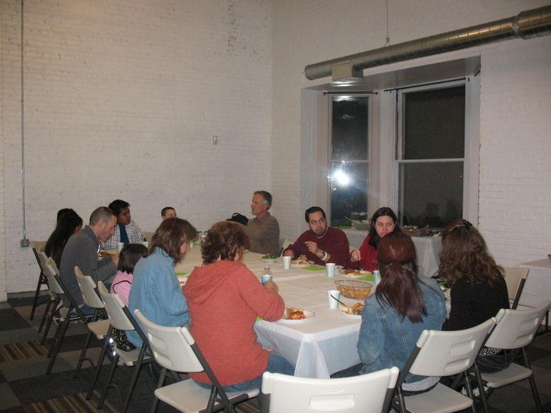 Dinner Group 2..09